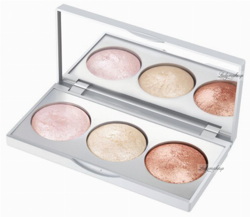 Golden Rose - STROBING HIGHLIGHTER PALETTE