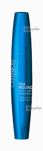 Catrice - All Round - Waterproof mascara