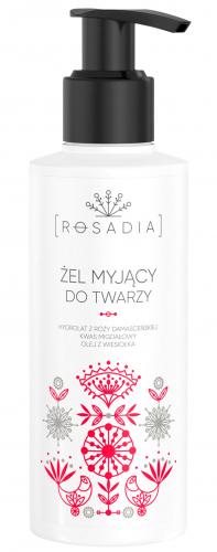 ROSADIA - Żel myjący do twarzy - 150ml