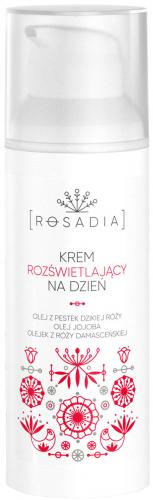 ROSADIA - Rozświetlający krem do twarzy na dzień - 50ml