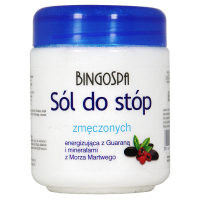 BINGOSPA - Salt for tired feet - 550g