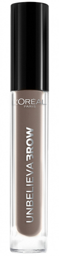 L'Oréal - UNBELIEVA-BROW Longwear Brow Gel - Wodoodporny żel do brwi