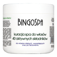 BINGOSPA - SPA treatment for weak hair - 500g
