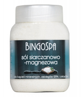 BINGOSPA - Sulphate-magnesium salt for bath - 1250g
