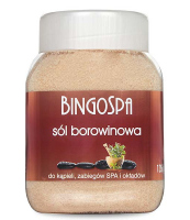 BINGOSPA - Peat bath salt - 1350g