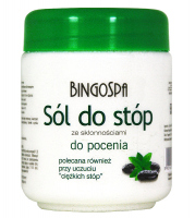 BINGOSPA - Anti-perspiration foot salt - 550g