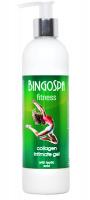 BINGOSPA - Fitness Collagen Intimate Gel - Kolagenowy żel do higieny intymnej z kwasem mlekowym