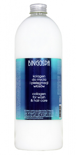 BINGOSPA - COLLAGEN FOR WASHING AND HAIR CARE - 1000ml
