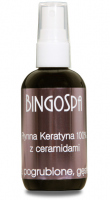 BINGOSPA - Liquid 100% keratin with ceramides for damaged, brittle hair - 100 ml
