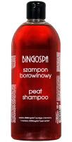 BINGOSPA - Peat Sampoo - Szampon borowinowy - 500ml