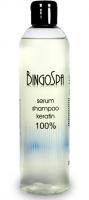 BINGOSPA - Szamponowe serum keratynowe 100% - 300 ml