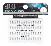 ARDELL - Individual DuraLash - Eyelashes - 652829 - KNOT-FREE NATURALS MINI BLACK - 652829 - KNOT-FREE NATURALS MINI BLACK