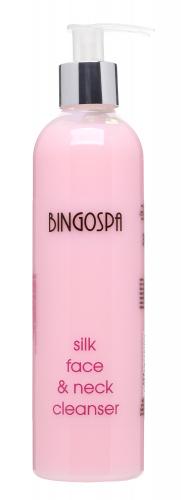 BINGOSPA - Jedwab do mycia twarzy - 300ml