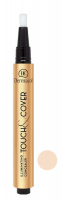 Dermacol - TOUCH & COVER - Illuminating Concealer - 02 - 02