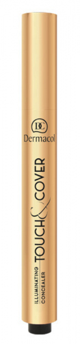 Dermacol - TOUCH & COVER - Illuminating Concealer