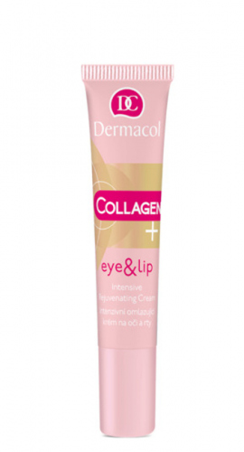 Dermacol - Collagen + Eye & Lip Intensive Rejuvenating Cream