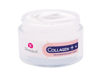 Dermacol - Collagen+ Intensive Rejuvenating Night Cream - Odmładzający krem do twarzy na noc