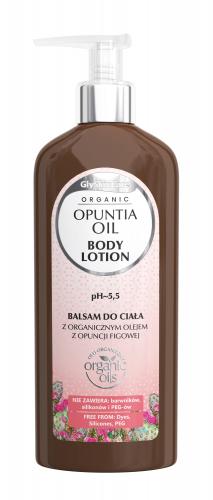 GlySkinCare - ORGANIC OPUNTIA OIL - BODY LOTION - Balsam do ciała z organicznym olejem z opuncji figowej