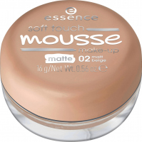 Essence - Soft Touch Mousse Makeup - Podkład do twarzy - 02 - 02