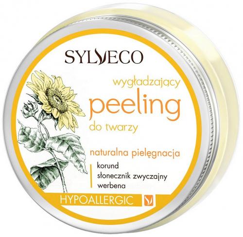 SYLVECO - Wygładzający peeling do twarzy - 75ml