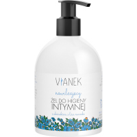 VIANEK - Moisturizing intimate hygiene gel with extract of dandelion leaves - 300ml