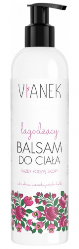 VIANEK - Soothing body balm - 300ml
