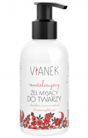 VIANEK - Revitalizing face wash gel with strawberry extract - 150ml