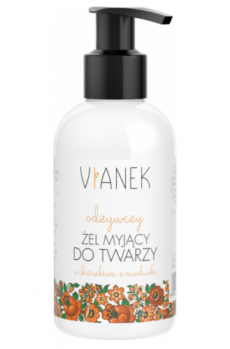 VIANEK - Nourishing Face Wash with Honeydew extract - 150ml