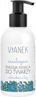 VIANEK - Moisturizing face cleansing emulsion with linden extract - 150 ml