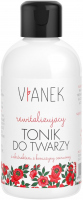 VIANEK - Revitalizing facial lotion with red clover extract - 150 ml