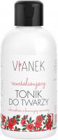 VIANEK - Rewitalizujący tonik do twarzy z ekstraktem z koniczyny czerwonej - 150 ml