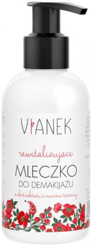 VIANEK - Revitalizing cleansing milk with blackthorn extract - 150 ml