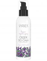 VIANEK - Kojąco-regenerujący olejek do ciała z olejem ze słodkich migdałów - 200 ml