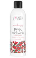 VIANEK - Revitalizing micellar water with extracts of ginkgo biloba and fruit blackthorn for mature skin - 200 ml