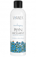 VIANEK - Moisturizing micellar water with acacia robinia extract for dry and sensitive skin - 200 ml