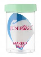 JUNEROSE - MAKEUP PUFF - Gąbka do makijażu typu blender + lusterko