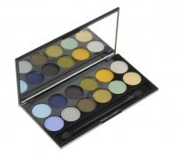 Sleek - SHANGRI-LA supreme palette - Paleta cieni 891
