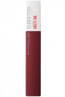 MAYBELLINE - SUPER STAY - MATTE INK - Matowa pomadka w płynie - 50 - VOYAGER - 50 - VOYAGER