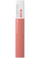MAYBELLINE - SUPER STAY - MATTE INK - Matowa pomadka w płynie - 60 - POET - 60 - POET