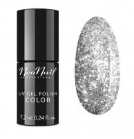 NeoNail - UV GEL POLISH COLOR - Lakier hybrydowy z błyszczącymi drobinami - 5372-7 SHINING DIAMONDS - 5372-7 SHINING DIAMONDS