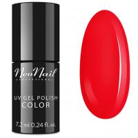 NeoNail - UV GEL POLISH COLOR - LADY IN RED - Lakier hybrydowy - 2609-7 LADY FERRARI - 2609-7 LADY FERRARI
