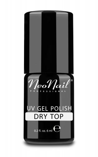 NeoNail - Lakier Hybrydowy UV 7,2 ml - DRY TOP (bez przemywania) - ART. 5300-7