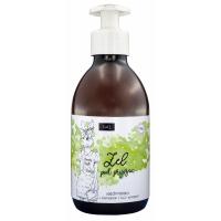 LaQ - Ujędrniający żel pod prysznic z ekstraktem z kiwi i winogron