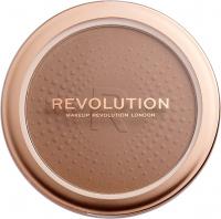 MAKEUP REVOLUTION - Mega Bronzer - Bronzer do twarzy - 01 - COOL - 01 - COOL