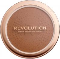 MAKEUP REVOLUTION - Mega Bronzer - Bronzer do twarzy - 02 - WARM - 02 - WARM