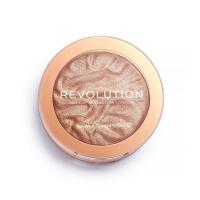 MAKEUP REVOLUTION - RE-LOADED HIGHLIGHTER - Rozświetlacz do twarzy - MAKE AN IMPACT - MAKE AN IMPACT