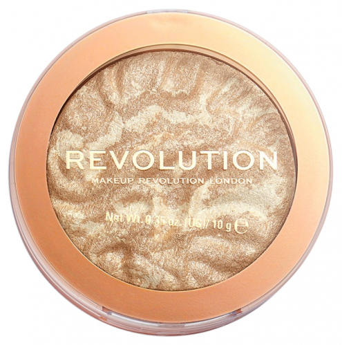MAKEUP REVOLUTION - RE-LOADED HIGHLIGHTER - Rozśweitlacz do twarzy