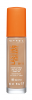 RIMMEL - LASTING RADIANCE - MEDIUM COVERAGE ANTI-POLLUTION FOUNDATION - Podkład długotrwale rozświetlający - SPF 25 - 103 TRUE IVORY - 103 TRUE IVORY