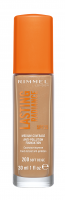 RIMMEL - LASTING RADIANCE - MEDIUM COVERAGE ANTI-POLLUTION FOUNDATION - Podkład długotrwale rozświetlający - SPF 25 - 200 SOFT BEIGE - 200 SOFT BEIGE