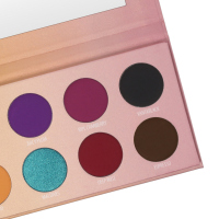 AFFECT - PRESSED EYESHADOW PALETTE - Paleta 12 cieni do powiek - IN THE SPOTLIGHT